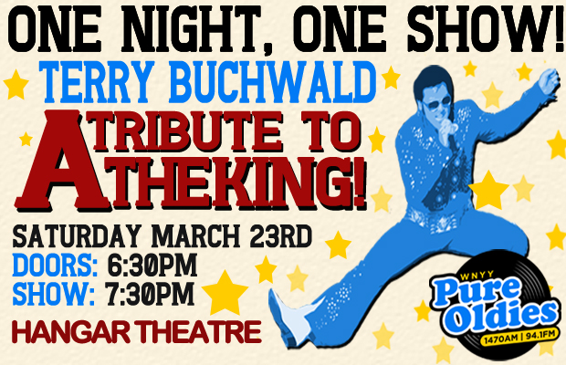 A Tribute to the King! | Pure Oldies Ithaca